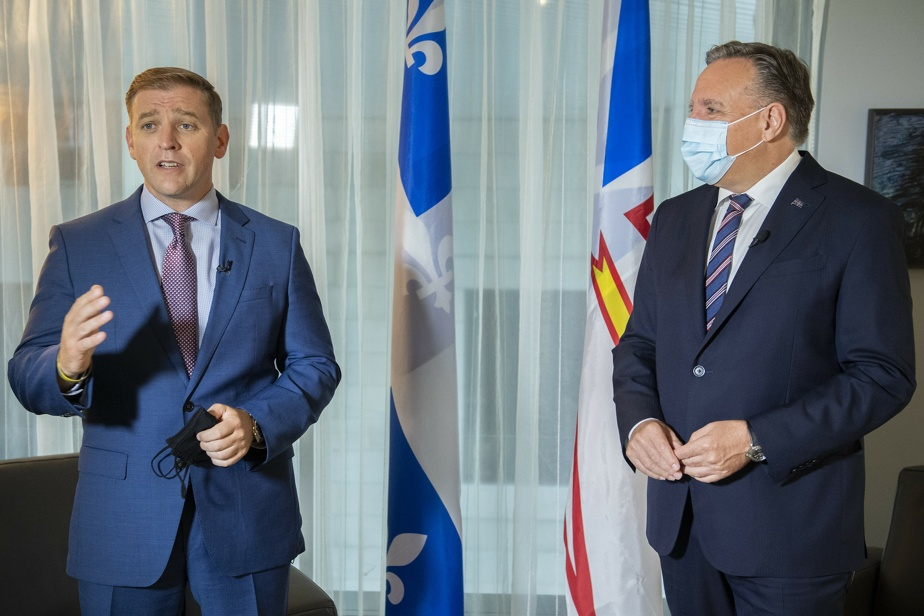 Hydropower |  Premier Andrew Fury says Newfoundland Quebec need not fear