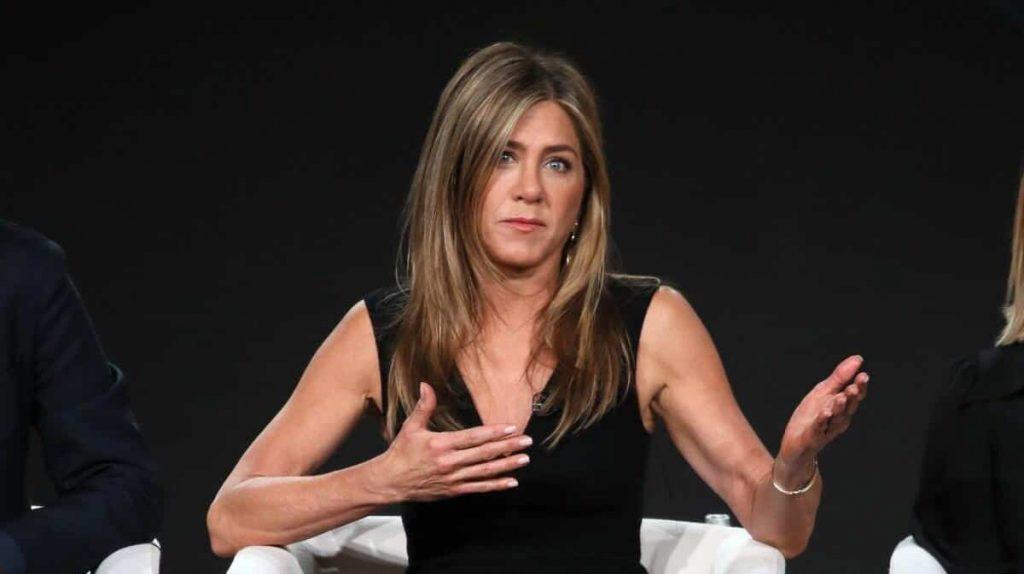 Jennifer Aniston responds to criticism