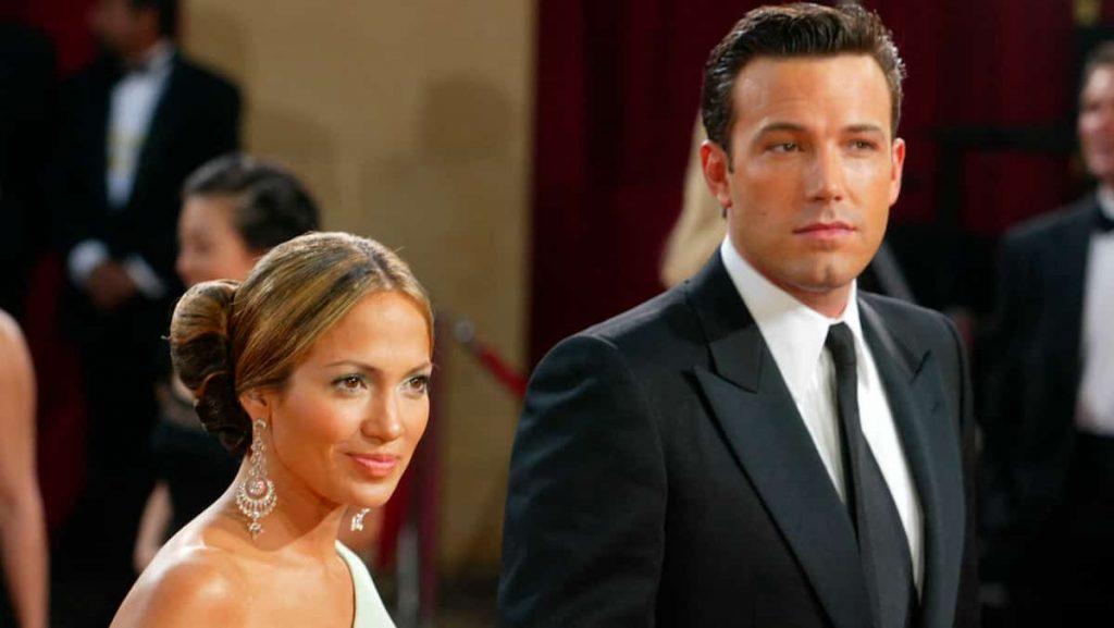 Jennifer Lopez and Ben Affleck became inseparable
