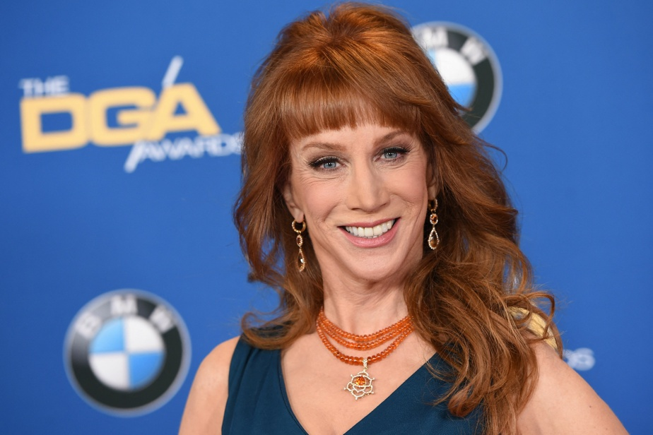 Kathy Griffin has revealed that she has lung cancer