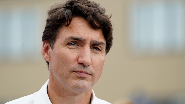 Link 3: Trudeau Concerned About the Social Approval of the Project    Elections Canada 2021