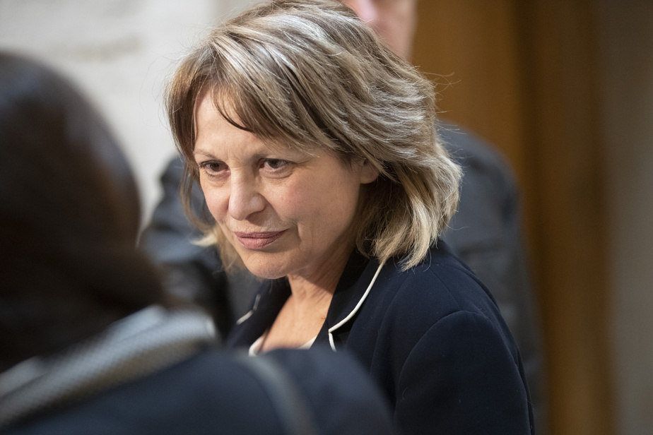 Mercier-Hochelaga-Mysonnev |  Actress Patricia Tulasne is the borough mayoral candidate