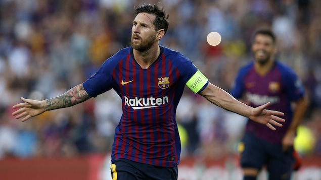 Messi will not be with Barcelona for financial reasons