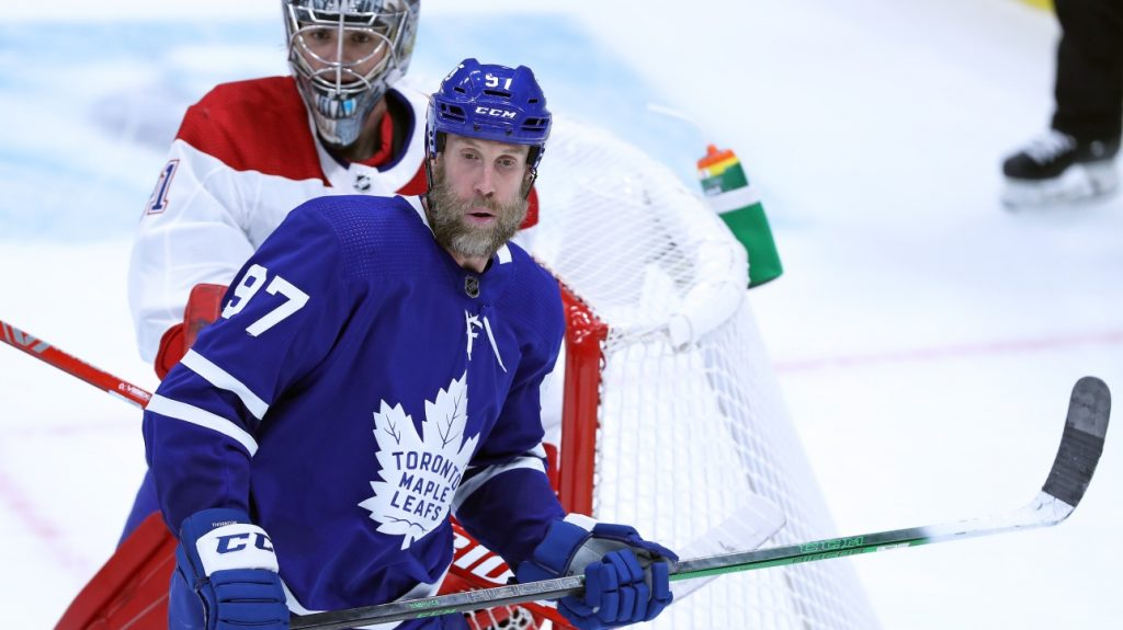 NHL: Joe Thornton has signed a one-season deal with the Florida Panthers