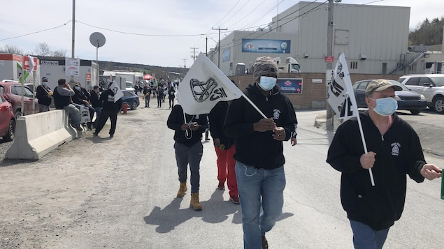 Olimel and his workers were in a stalemate after a 94-day strike