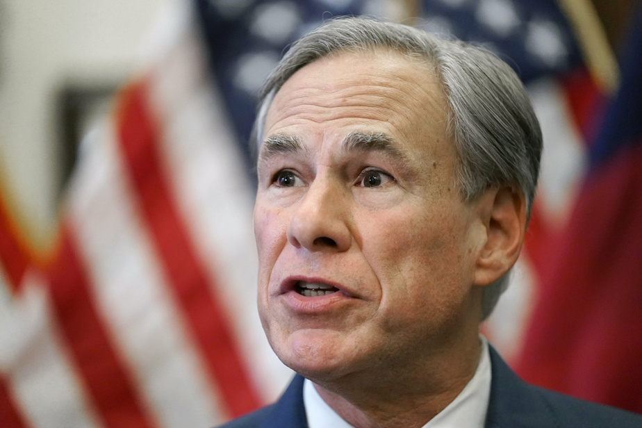 Opposed to wearing a mandatory mask    Governor of Texas tested positive for COVID-19