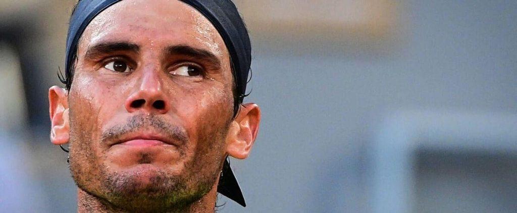 Rafael Nadal has finished his season