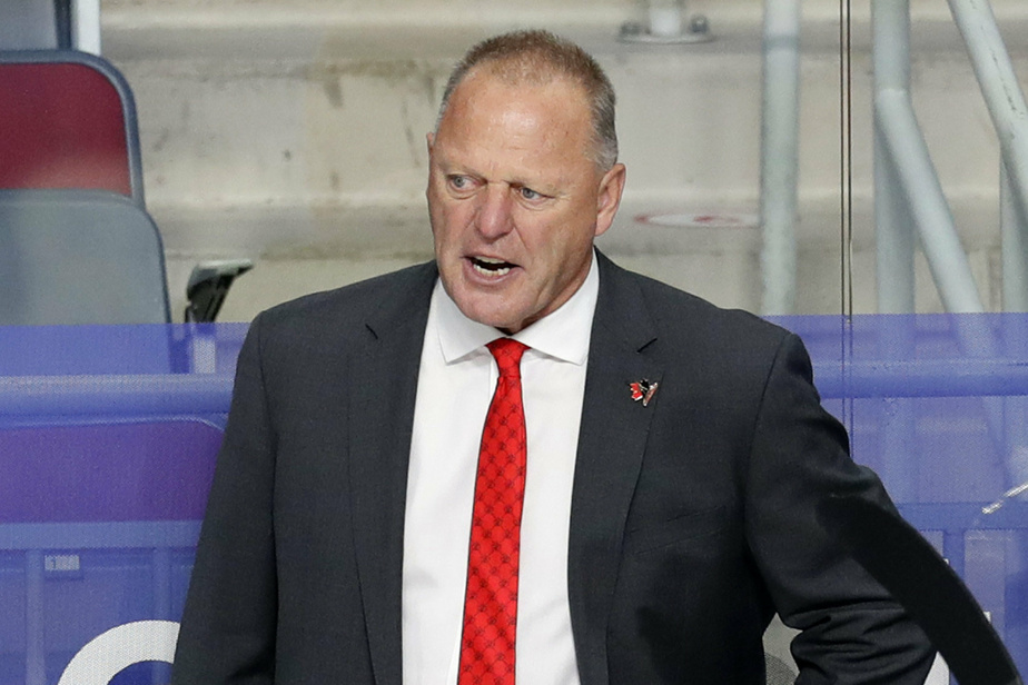 Rangers |  Gerard Gallant unveiled his assistants