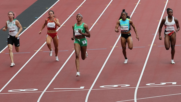 The Belarusian athlete said she had to return home and feared for her life