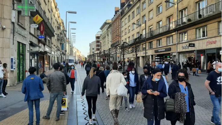 Le taux d'incidence reste élevé dans la métropole amiénoise : 137 cas de Covid pour 100 000 habitants