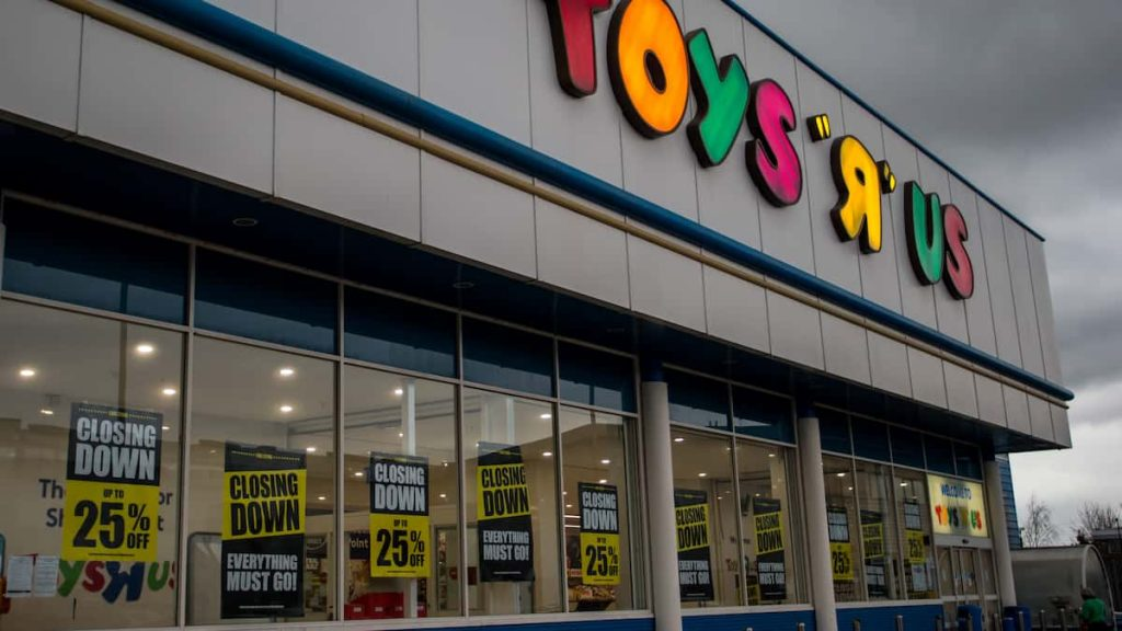 """Toys """"R"""" changes our Canadian hands"""