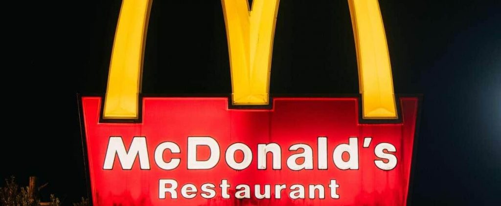 Vegetarian, she complained to McDonald's because an ad forced her to eat Big Mac