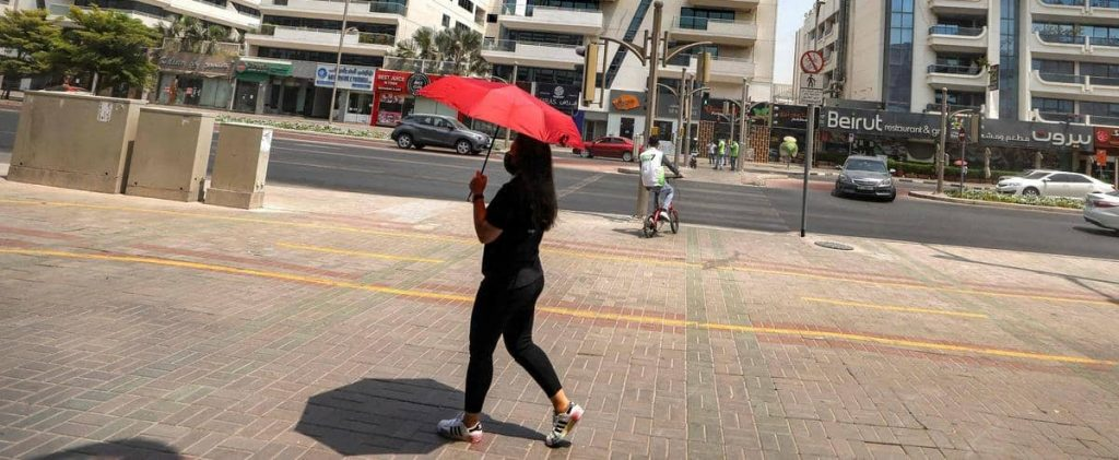 With global warming, the Gulf countries are facing an unlivable climate