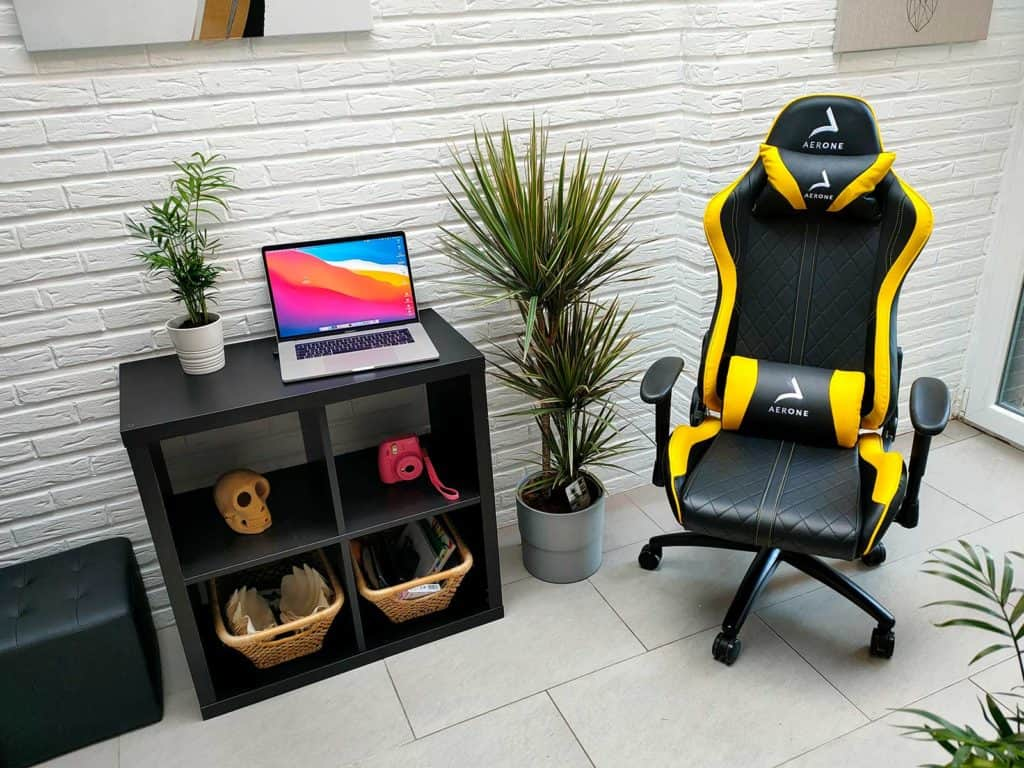 Aaron Bronze Series - Full Gaming Chair Review