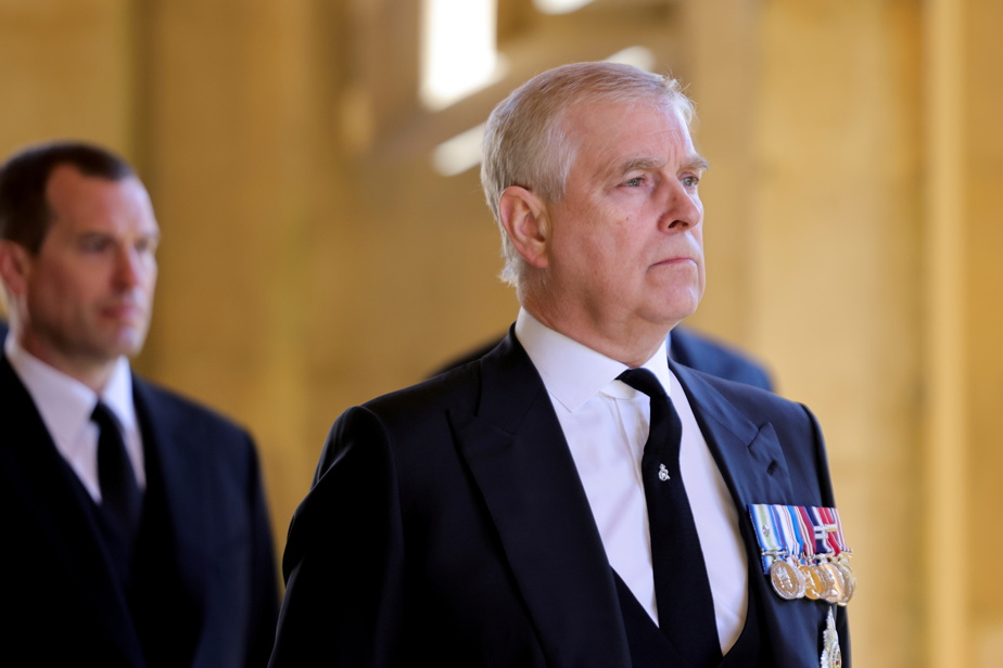 Epstein case |  The New York sexual harassment complaint was handed over to Prince Andrew