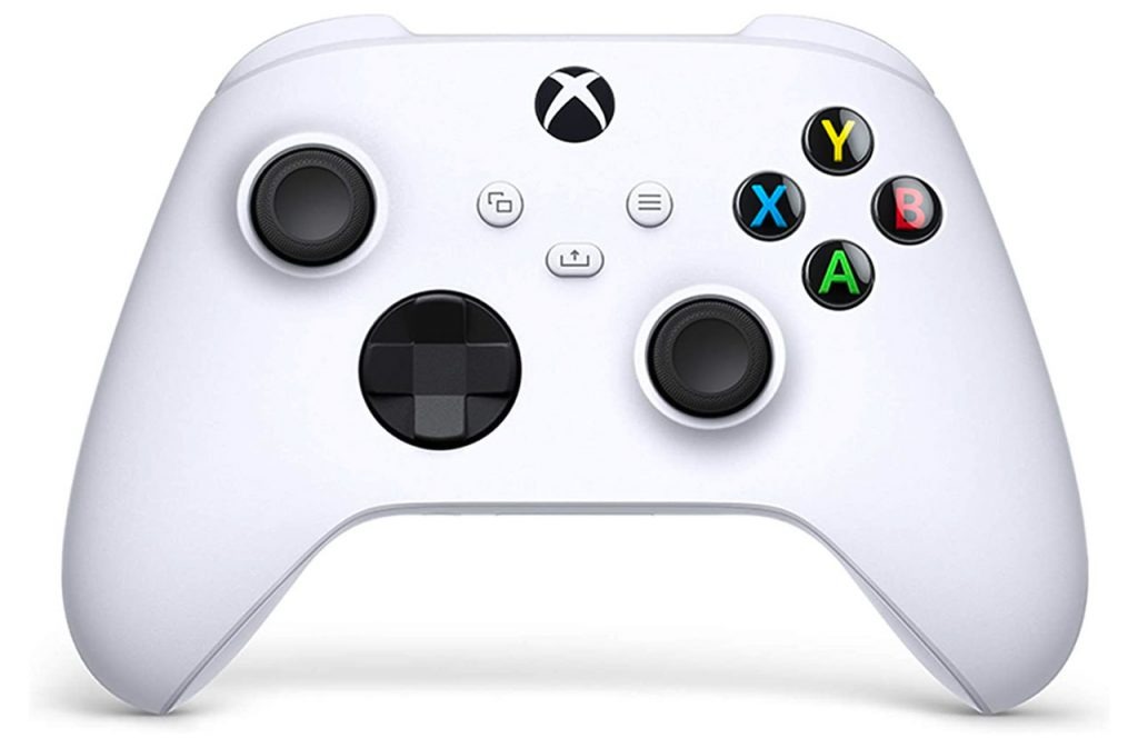 Une manette de Xbox
