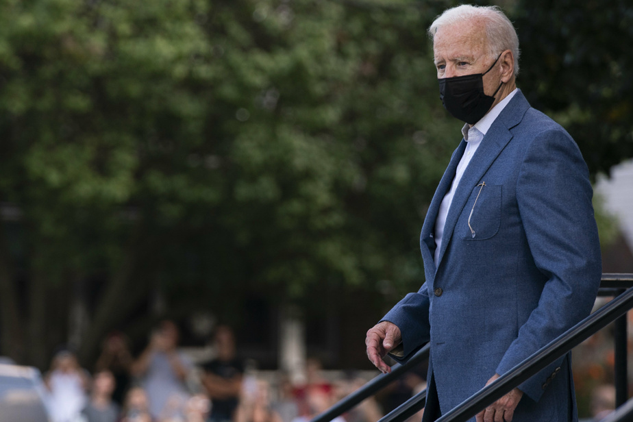 Decryption |  Not rested, this is Joe Biden