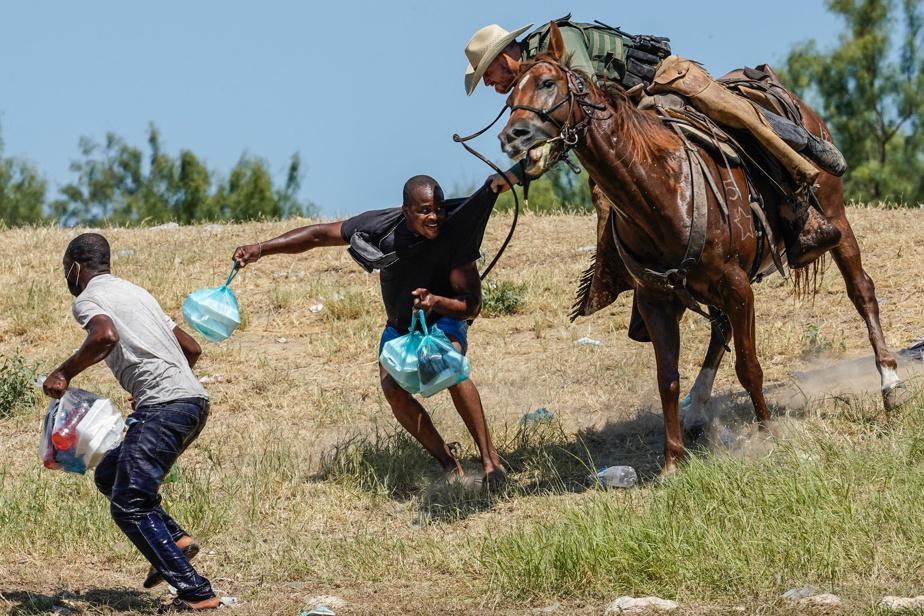"""Bad treatment"" of immigrants |  Texas Mounted Border Guards Slammed"