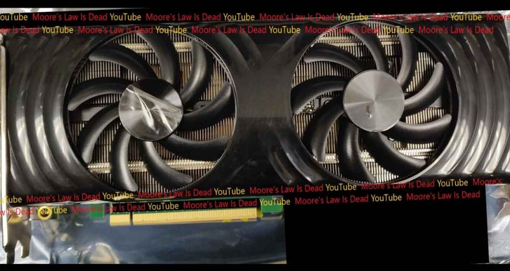 Intel Xe-HPG DG2 graphics card