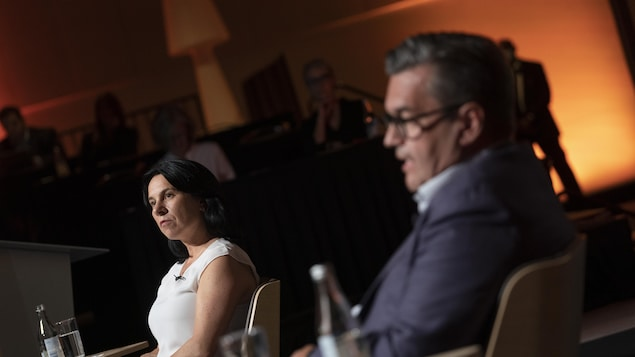 Lack of control and openness: Valerie Plante criticized in a book