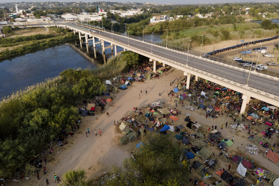5,000 other Haitian migrants could be released soon