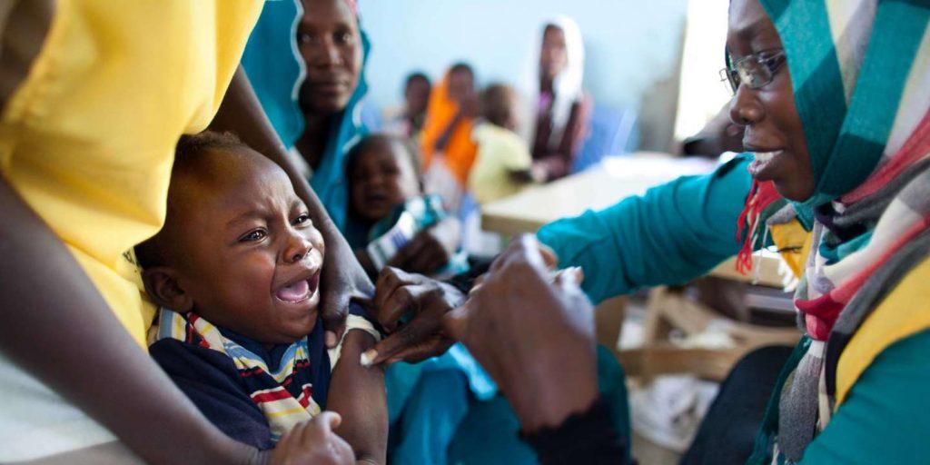 The World Health Organization wants to eradicate meningitis by 2030