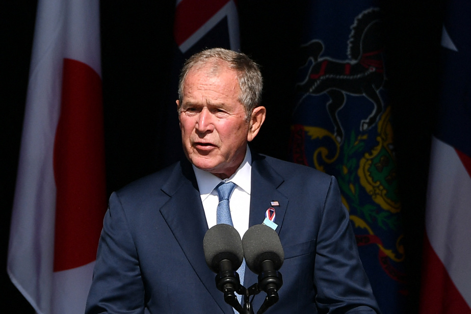 20th Anniversary of September 11 |  George W. Bush denies US political dissent