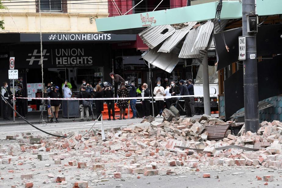 5.9 magnitude earthquake shakes Australia