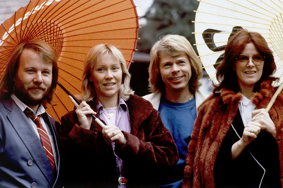ABBA returns to the UK Top 10 for the first time in 40 years