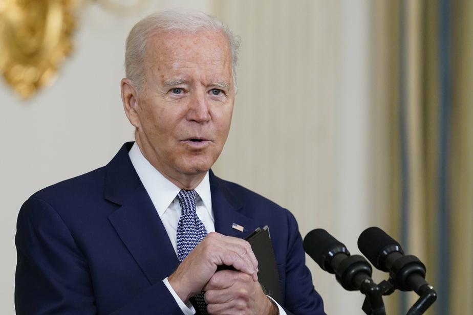 Abortion    Joe Biden denies the 'harmful' encouragement he denies in Texas