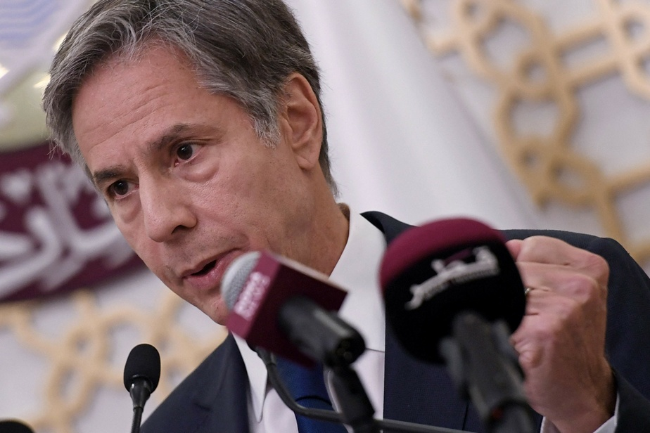 Afghanistan |  Blinken received a new pledge on the Taliban move