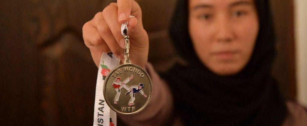 Afghanistan: Taekwondo champions defeat Taliban
