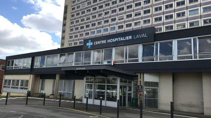 L'hôpital de Laval