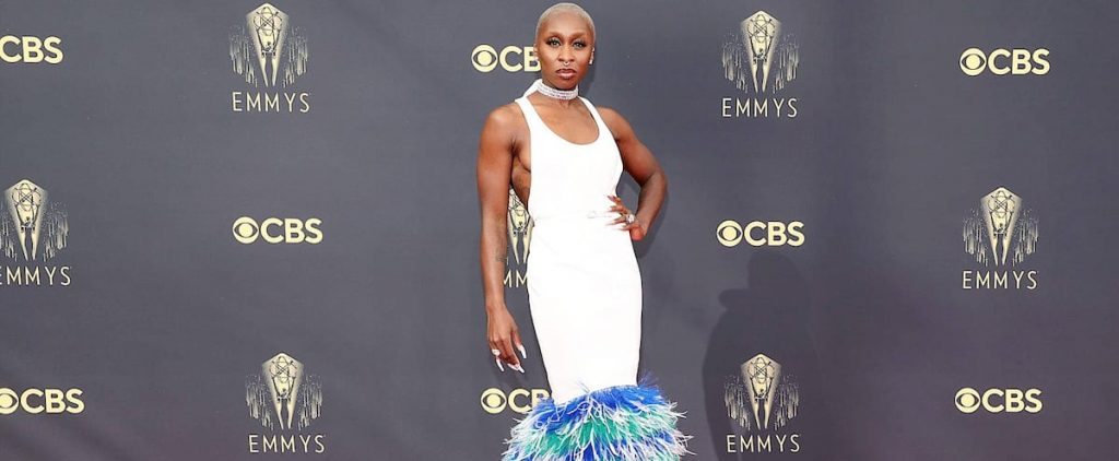 Back on the red carpet: Emmy beauties