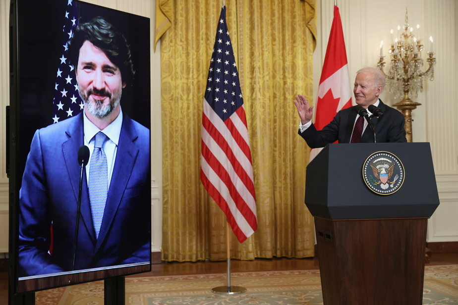 Biden congratulates re-elected Trudeau
