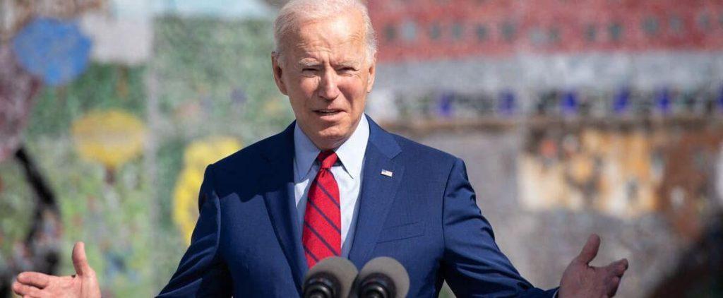 Biden's extensive reform plan hangs in the voice of the Democratic senator