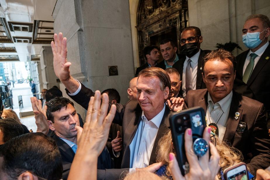 Brazil    There will be no rebellion, Zaire Bolsonaro assured