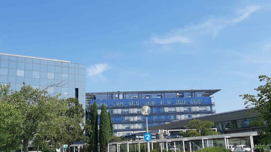 L'hôpital de Valence