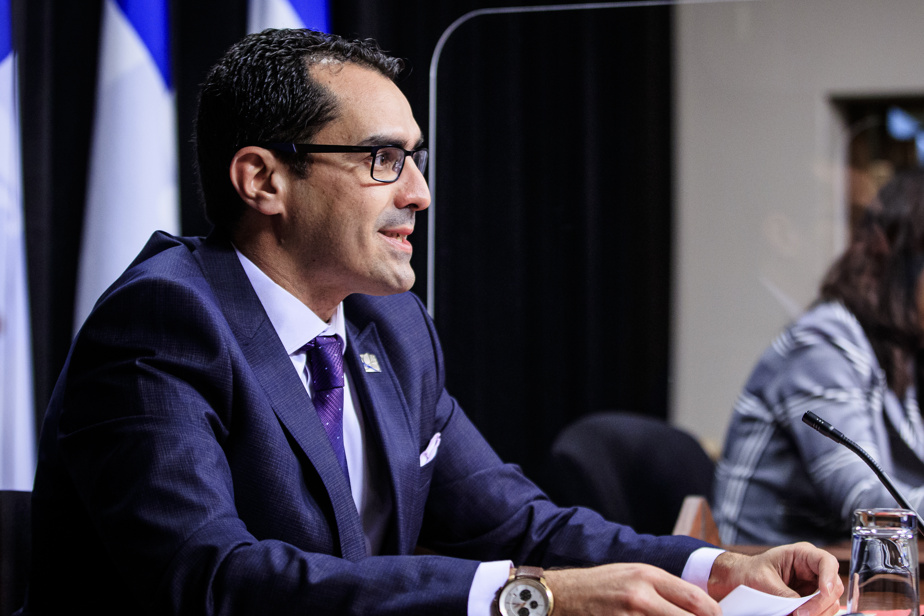 COVID-19 |  MP Monsieur Derrazi declared positive