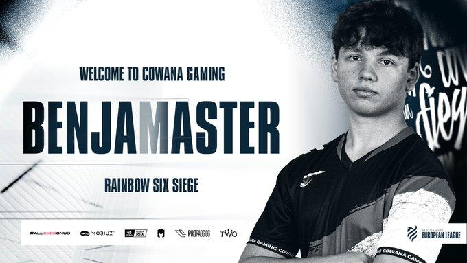 Covana Gaming offers its fifth person