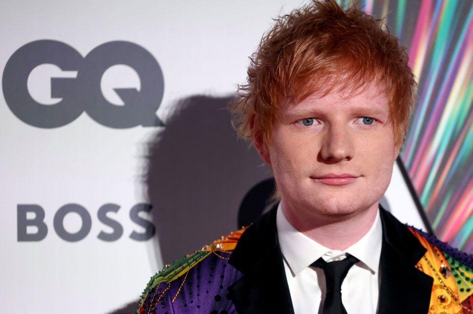 Ed Sheeran, American Awards Night Critic