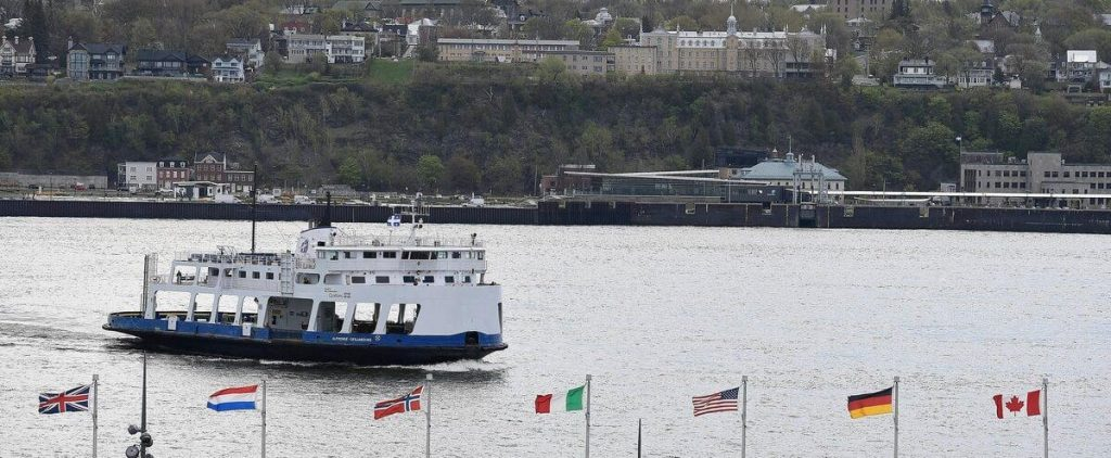 Ferry strike: Necessary services maintained