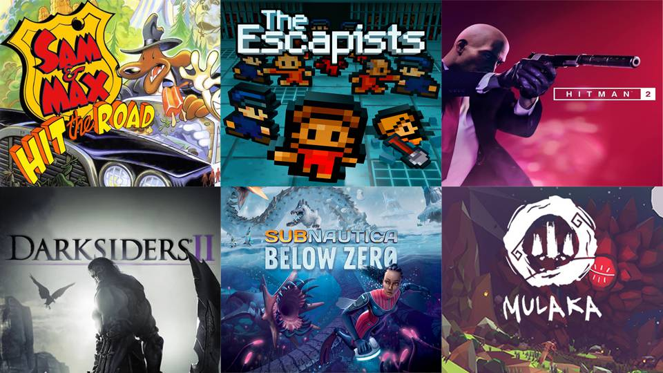 Free Games and Gaming Deals for September 24, 2021