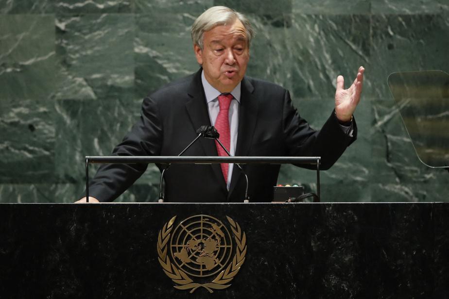 "Global Warming |  UN Secretary-General warns of ""hellish future"""