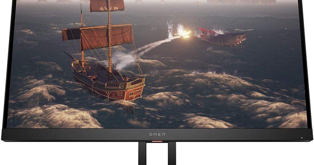 "Good deal - HP Omen 27i ""4 Star"" gaming screen at P 299"