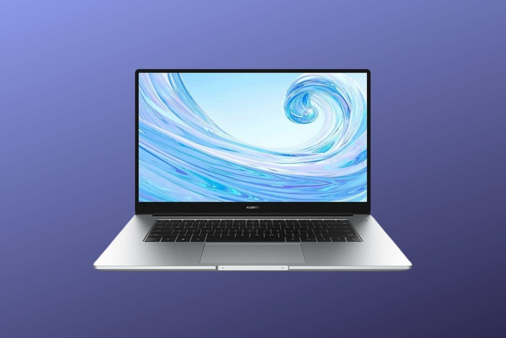 Huawei MateBook D 15 Less than 500 euros for the start of the 2021 academic year