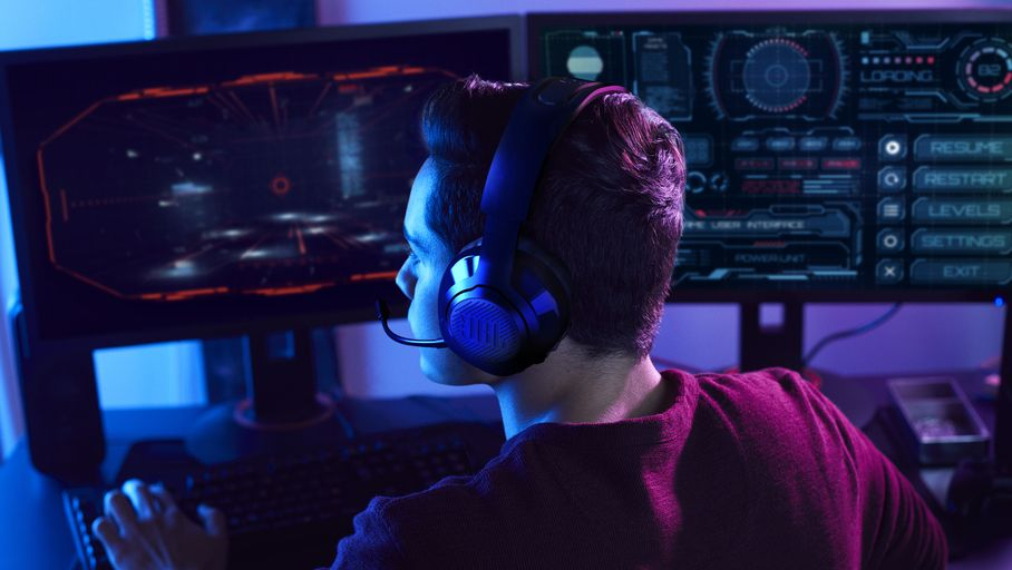JBL expands range of gaming headsets with Quantum 350 wireless
