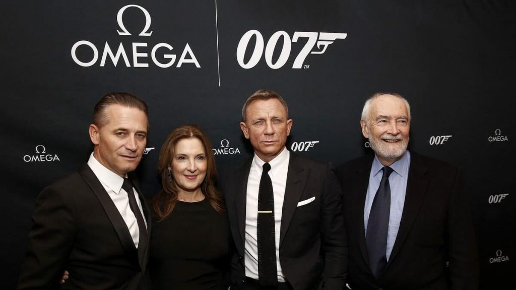 """""""James Bond has always been a man,"""" says the franchise producer"""
