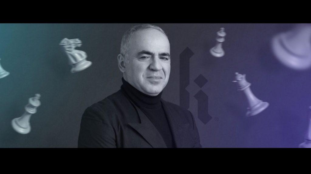 Kasparov Chess, a chess platform inspired by gaming