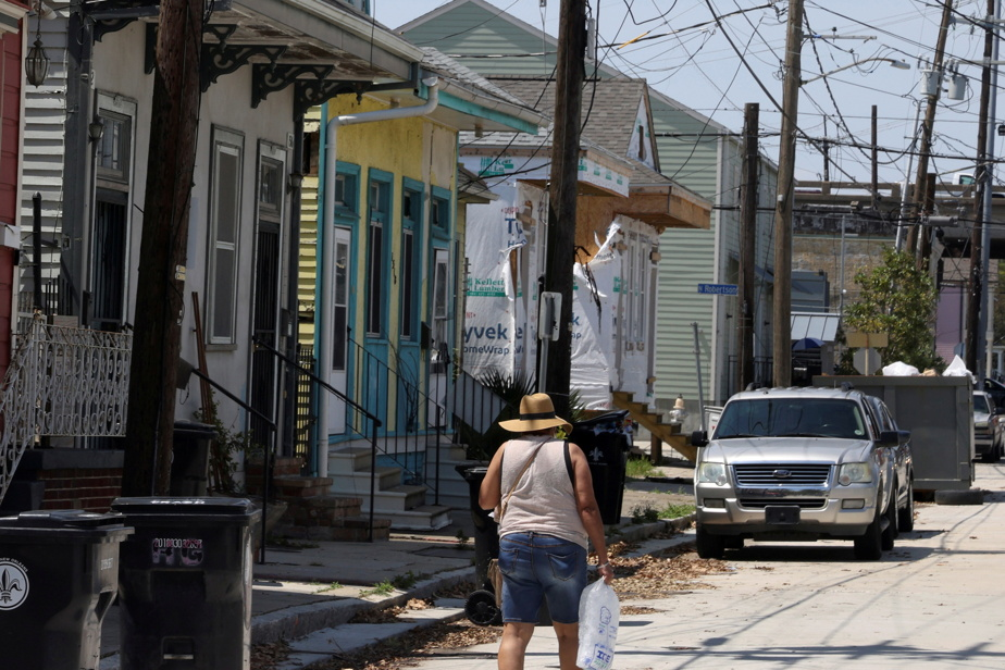 Louisiana    Some areas are still without electricity for a few weeks